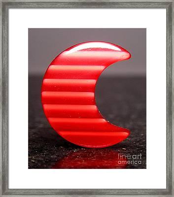 Lucite 24 Framed Print by Dwight Goss