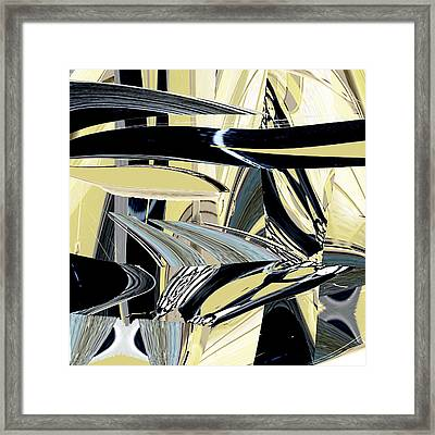 Lucy Framed Print by Paul Moss