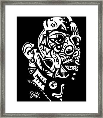 Ludacris Framed Print