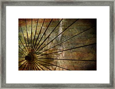 Luminescence Framed Print by Elizabeth Wilson