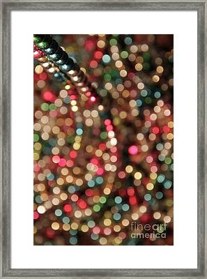 Luminosity Framed Print by Scott Allison