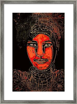 Luminous Framed Print by Natalie Holland
