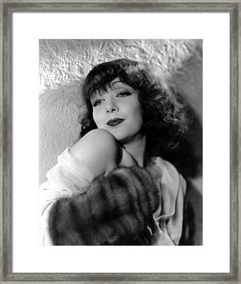 Lupe Velez, Ca. 1933 Framed Print by Everett