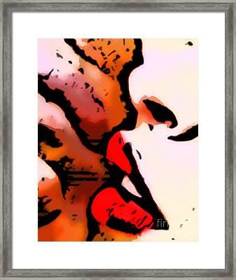 Lust Framed Print by Rpics Rpics