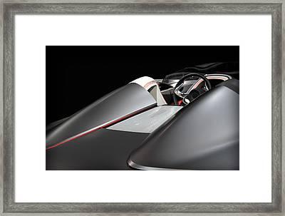 Luxury Sport Car Bmw Framed Print by Radoslav Nedelchev