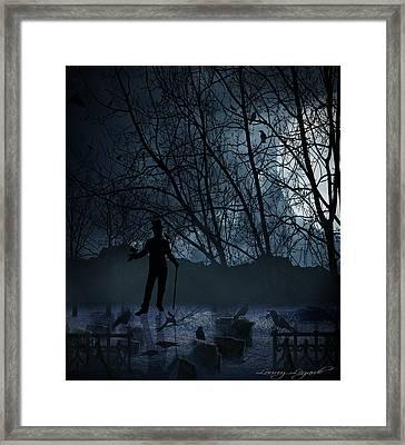 Macabre Framed Print