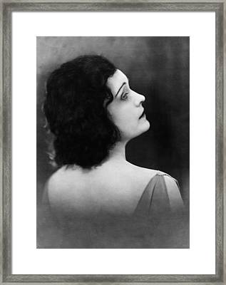 Madame Dubarry, Aka Passion, Pola Framed Print by Everett