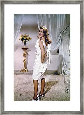 Made In Paris, Ann-margret, 1966 Framed Print by Everett