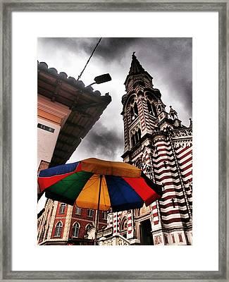 Magdalena Framed Print by Skip Hunt