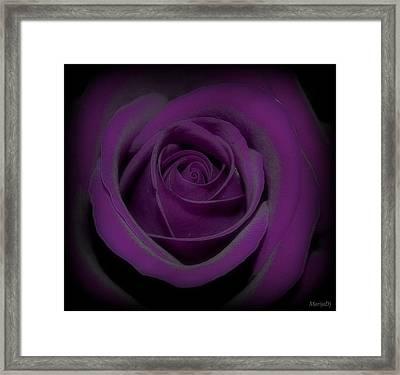 Framed Print featuring the photograph Magic by Marija Djedovic