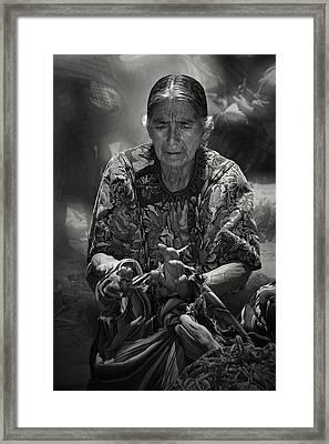 Magic Framed Print by Tom Bell