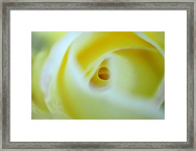 Magic Tunnel Framed Print