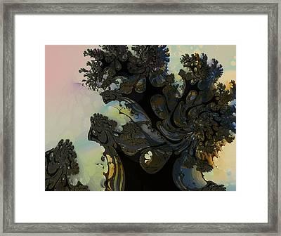Magical Kingdom Framed Print