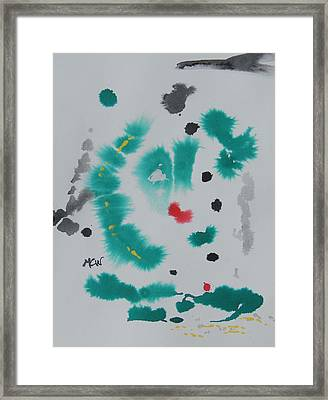 Magical Two Framed Print