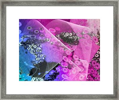 Magnification 1 Framed Print