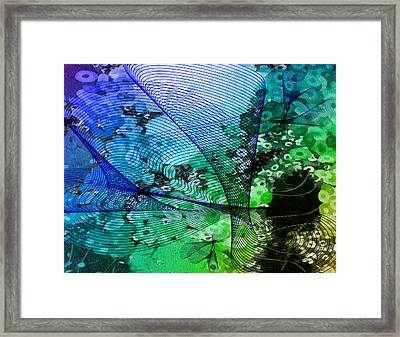 Magnification 2 Framed Print