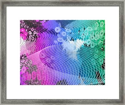 Magnification 6 Framed Print