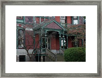Main Entrance Framed Print by Craig Hosterman