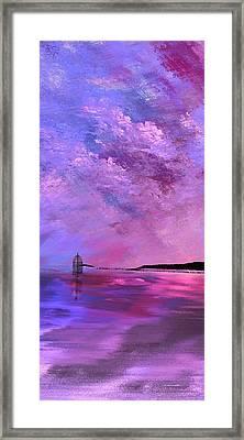 Majestic Vertical Framed Print