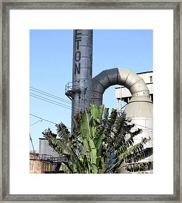 Making Rum In Jamaica Framed Print