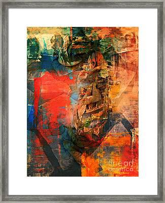 Malaria Framed Print by Fania Simon