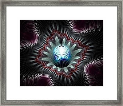 Mana Seed Framed Print by Drake Lock