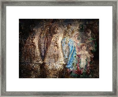 Manaoag Framed Print by Skip Nall