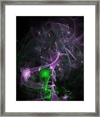 Mandragora Framed Print by Drake Lock
