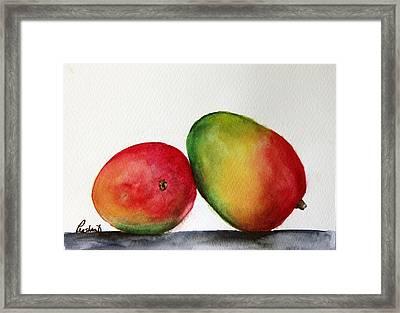 Mangos Framed Print by Prashant Shah