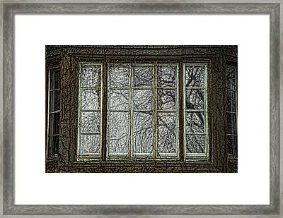 Manifestation Of Time Framed Print