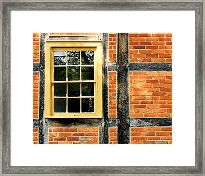 Framed Print featuring the photograph Many Textures by Michelle Joseph-Long