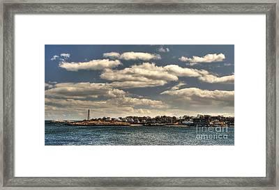 Marblehead Lighthouse Framed Print