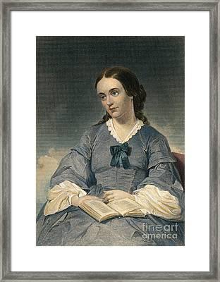 Margaret Fuller Framed Print by Granger