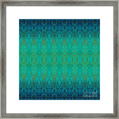 Marinz  Framed Print by Sue Duda