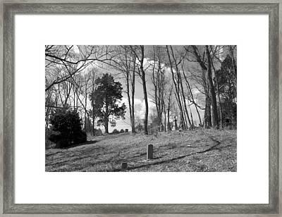 Markers Framed Print by Betsy Knapp