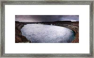 Marmora Mine Framed Print by Cale Best