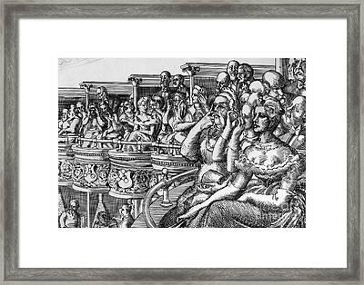 Marsh: Metropolitan Opera Framed Print by Granger