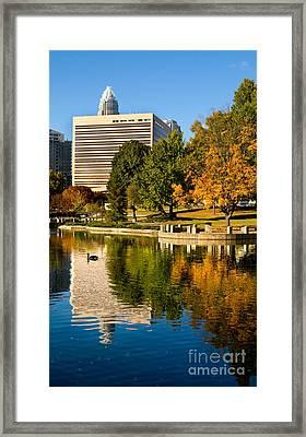 Marshall Park Framed Print by Patrick Schneider