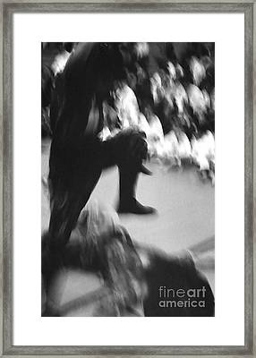 Martial Arts 2 Framed Print by Jeff Breiman