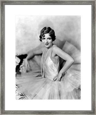 Mary Pickford, Ca. 1929 Framed Print by Everett