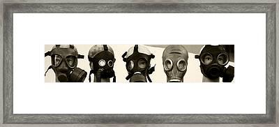 Masked Ball Framed Print by RicardMN Photography