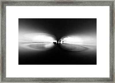 Match 3 Framed Print by Li   van Saathoff