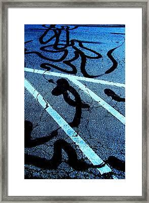 Matisse Cutouts Framed Print by Todd Sherlock
