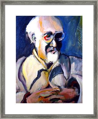 Matisse Framed Print by Les Leffingwell