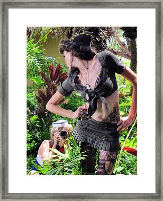 Maui Photo Festival 4 Framed Print