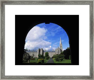 Maynooth Seminary, Co Kildare, Ireland Framed Print by The Irish Image Collection