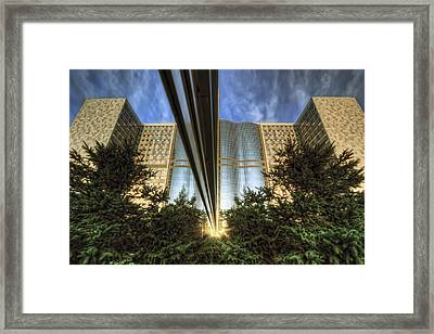 Framed Print featuring the photograph Mayo Squared by Tom Gort