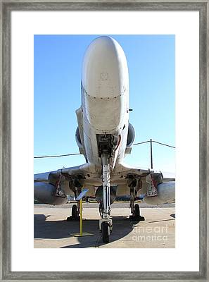 Mcdonnell Douglas Ta-4j Skyhawk Aircraft Fighter Plane . 7d11202 Framed Print by Wingsdomain Art and Photography