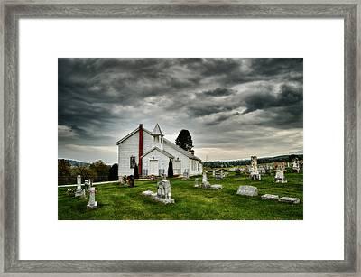 Mcelwee Chapel Series II Framed Print