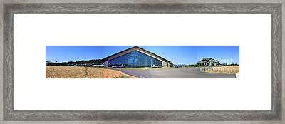 Mcminnville Air Museum Framed Print